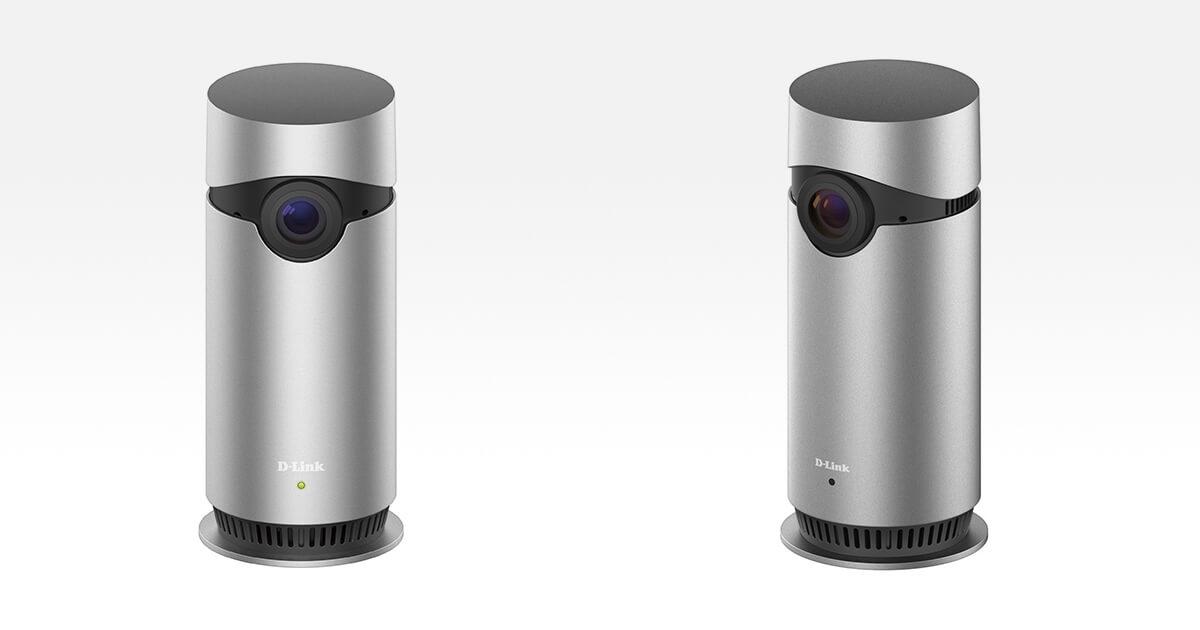 D-Link Omna, la prima videocamera di sicurezza compatibile con HomeKit