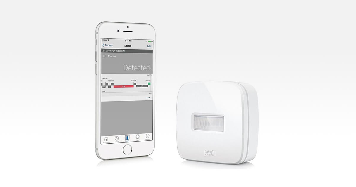 Sensore di movimento Homekit Eve Motion