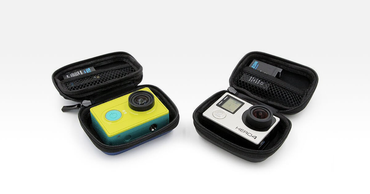 Mini custodia GoPro