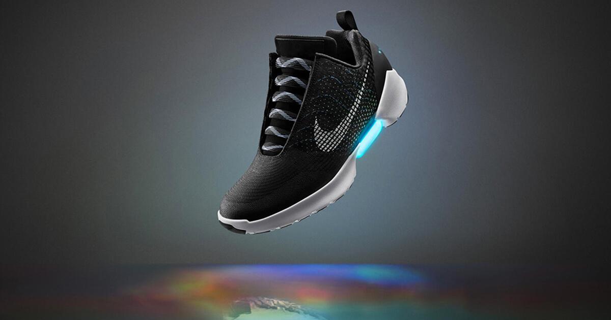 HyperAdapt 1.0 Le Nike che si auto-allacciano