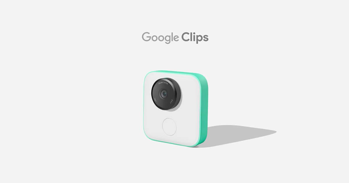 Google Clips, l'intelligenza artificiale diventa un fotografo personale