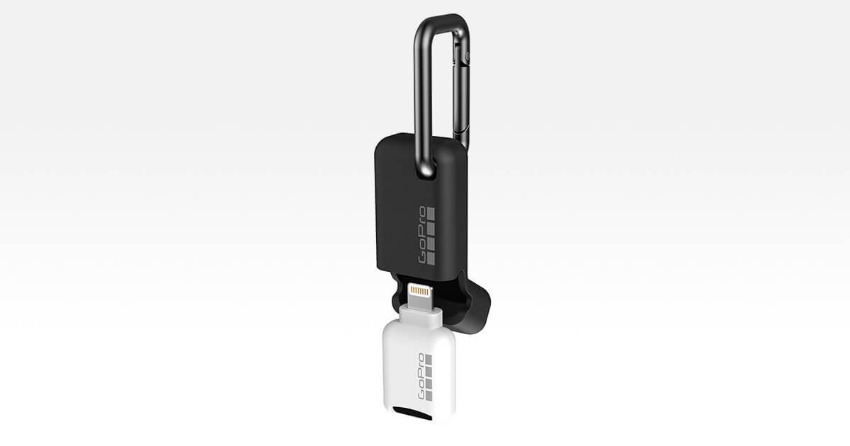 GoPro Quik Key Lettore Scheda MicroSD