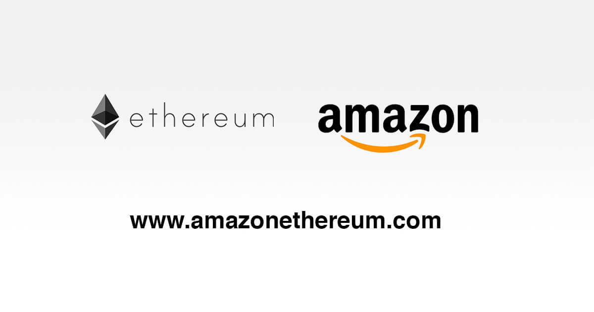 Amazon registra domini per le cryptocurrency