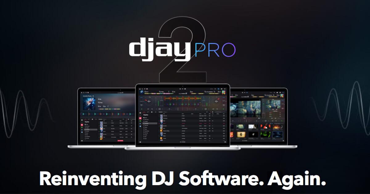 Djay Pro 2 per Mac