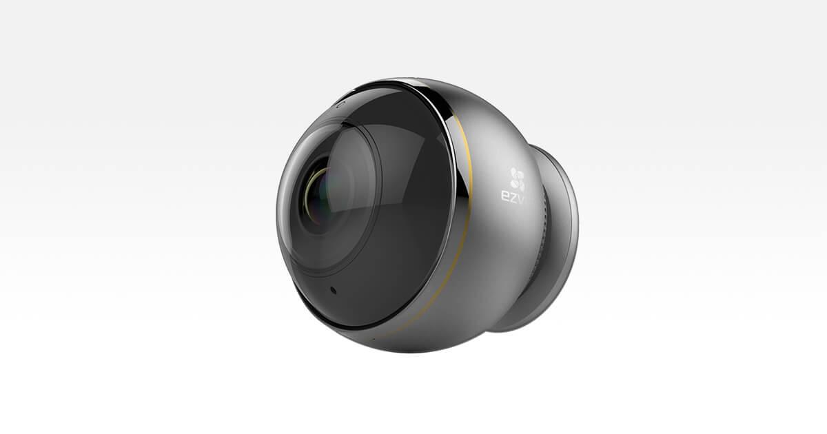 Ezviz Mini Pano, la telecamera per la casa con funzione panoramica