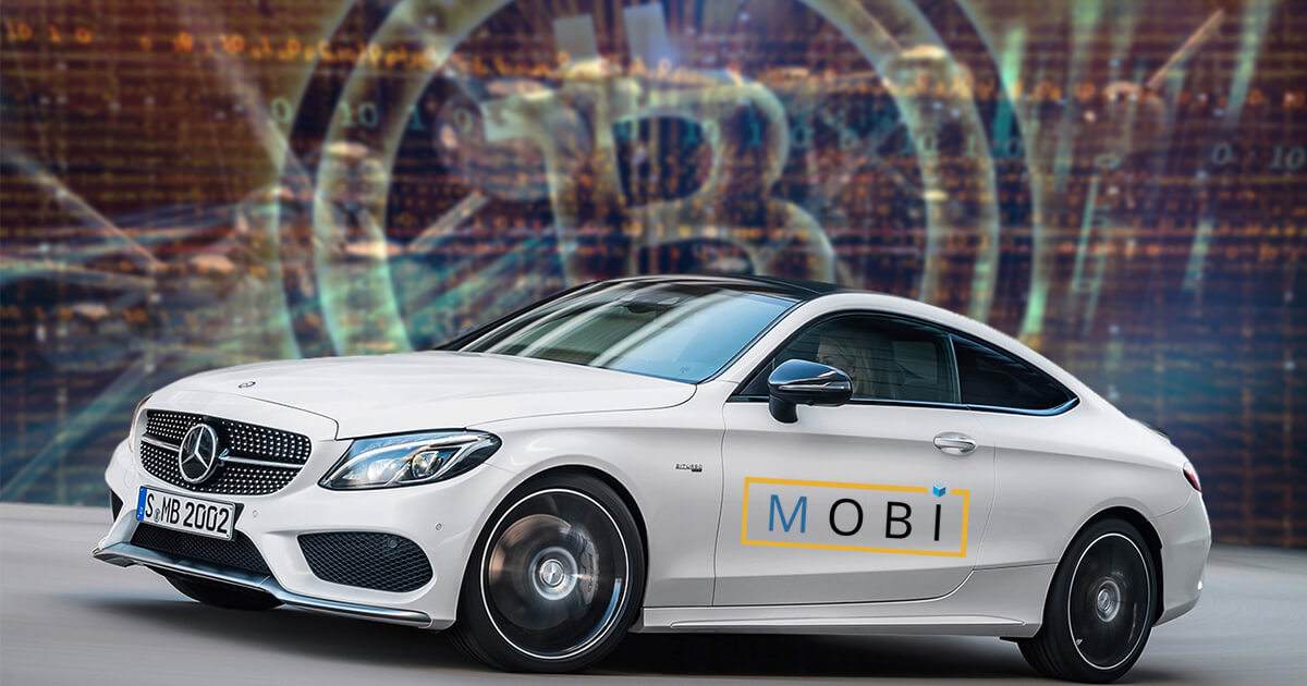 MOBI: la blockchain per l'automotive