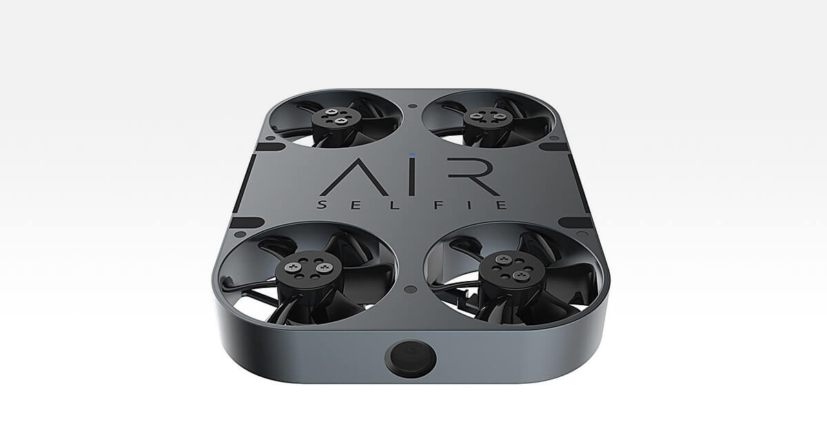 AirSelfie 2, disponibile il drone tascabile